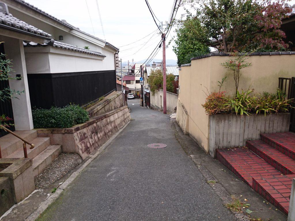 奈良市陰陽町④
