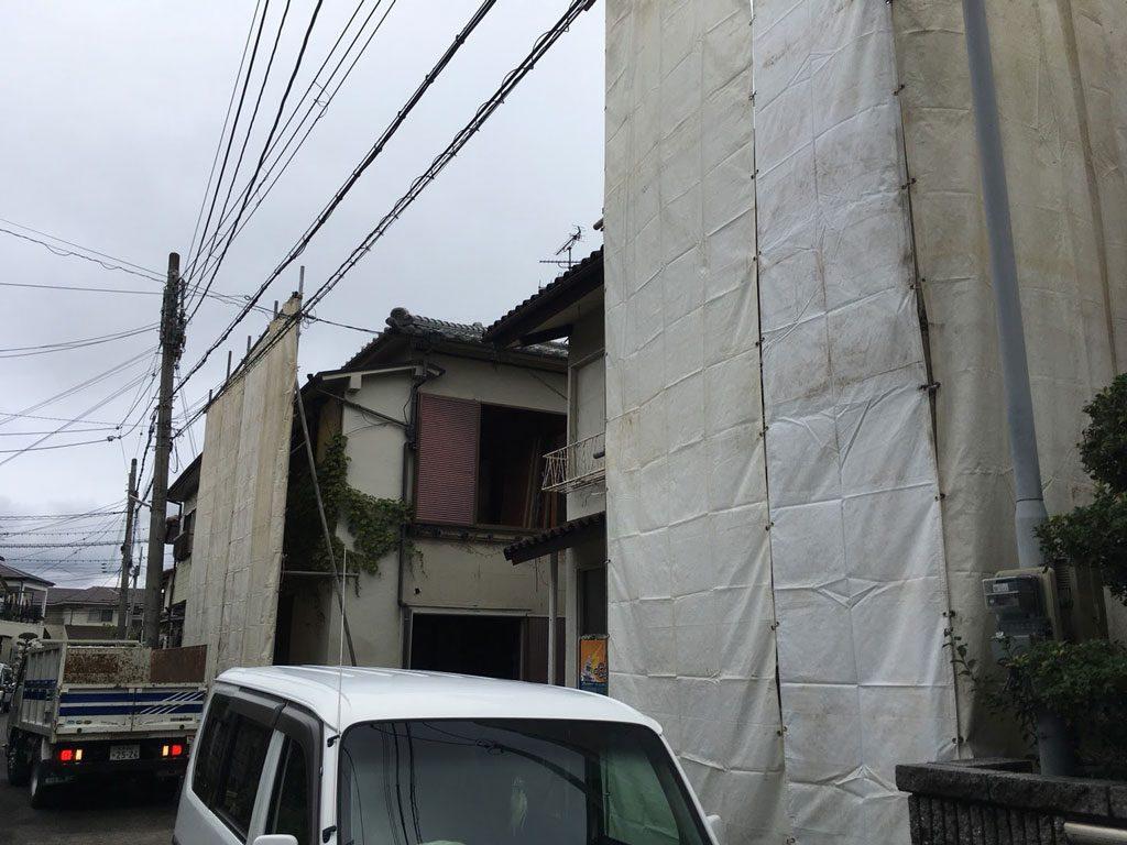 ご両親の家を建替え | 大和郡山市でお引越しと解体工事