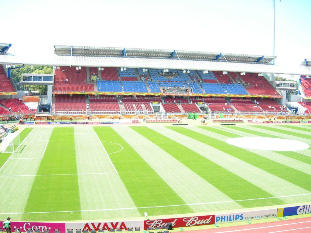 ドイツのサッカースタジアム