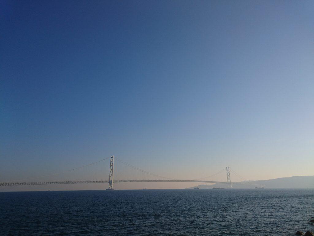 明石海峡大橋近くにてお引越のお見積|兵庫県神戸市