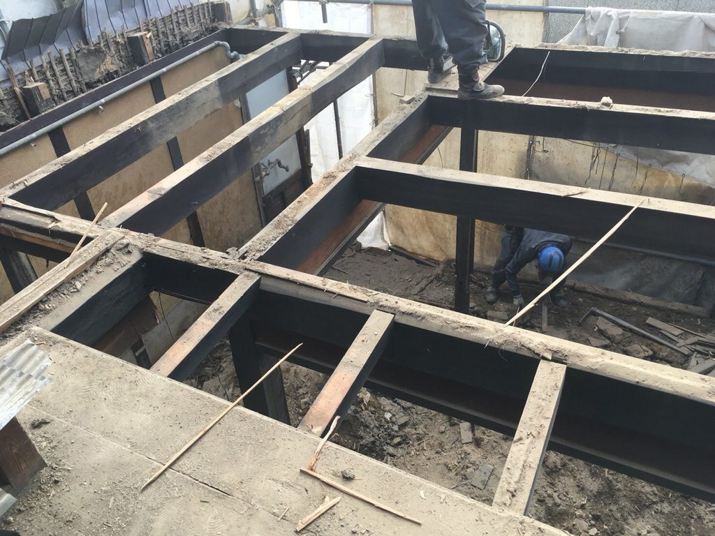 江戸時代の前期から続く家をお建替え | 奈良市で築400年の解体工事