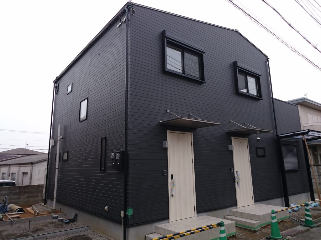 ご新居が完成致しました。|奈良県大和郡山市
