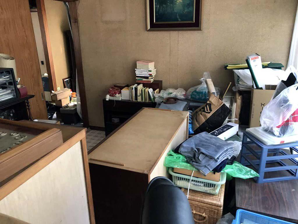 大和郡山市で空家になったお家のお片付