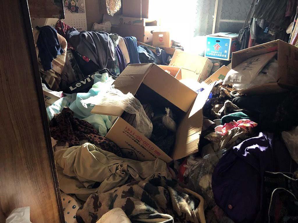 大和郡山市でゴミ屋敷のお片付とお掃除