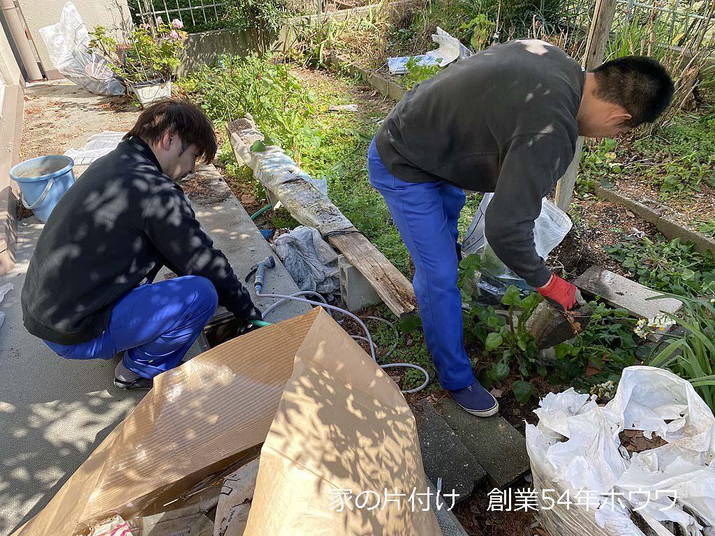 マンション空き家のお片付け -大阪市-