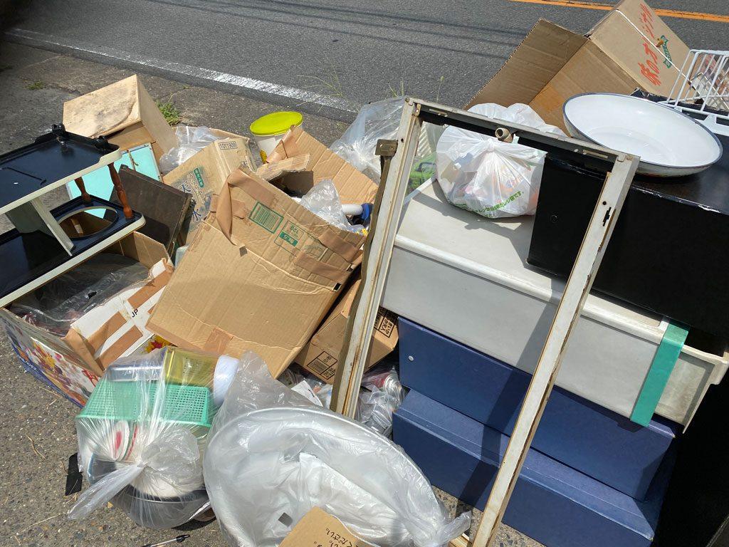 各市町村のゴミ回収サービスについて