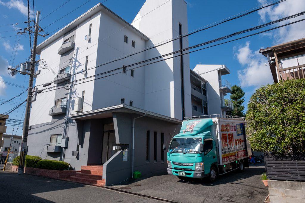 ご新築へお引越されました。┃大阪府枚方市