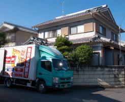 奈良県橿原市にてお建て替え-お家