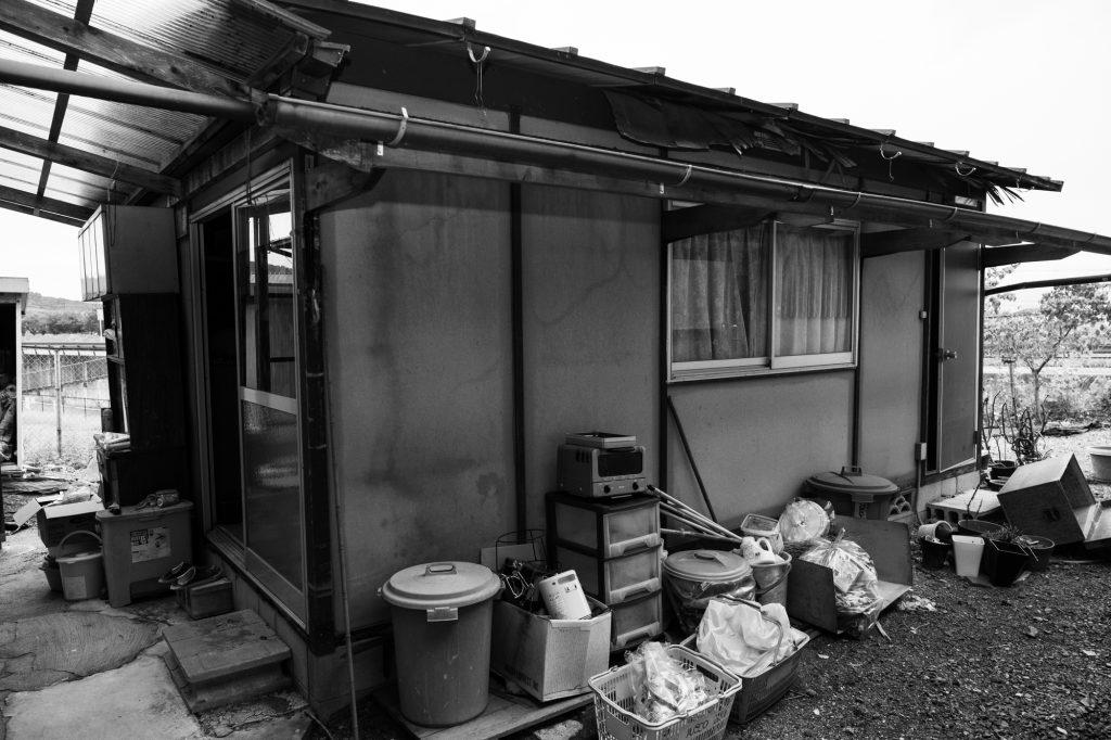 売却予定家屋内の不用品引取ー開始前5|奈良県斑鳩町