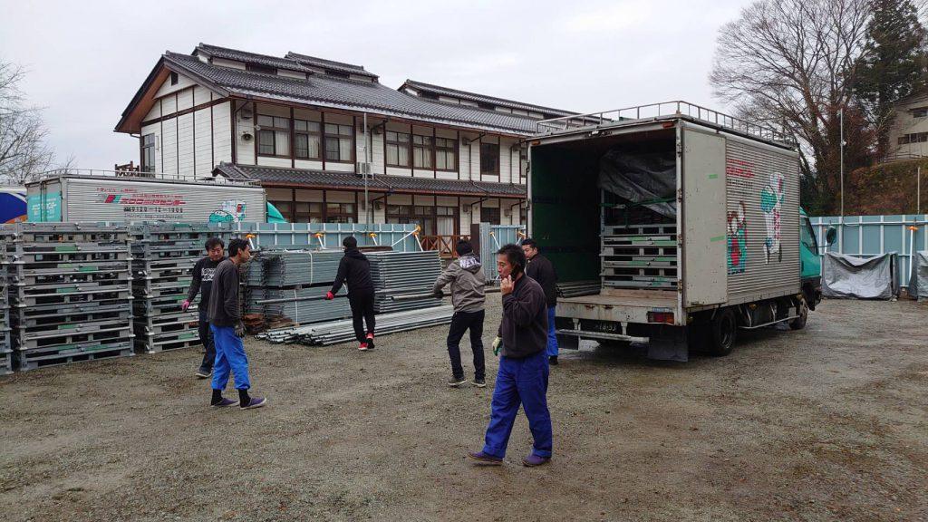 奈良文化財保存事務所様の移転業務⑦