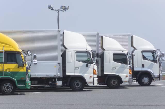 10トントラックです。