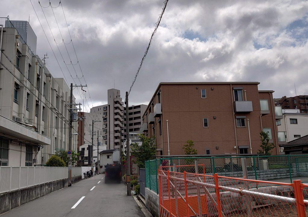 大阪府から奈良県へのお引越見積もり┃大阪市福島区