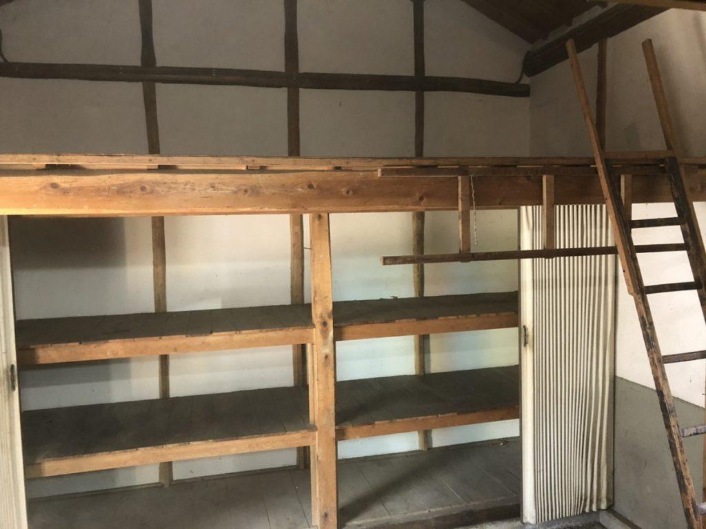 倉庫のお荷物(一部)も搬出完了。