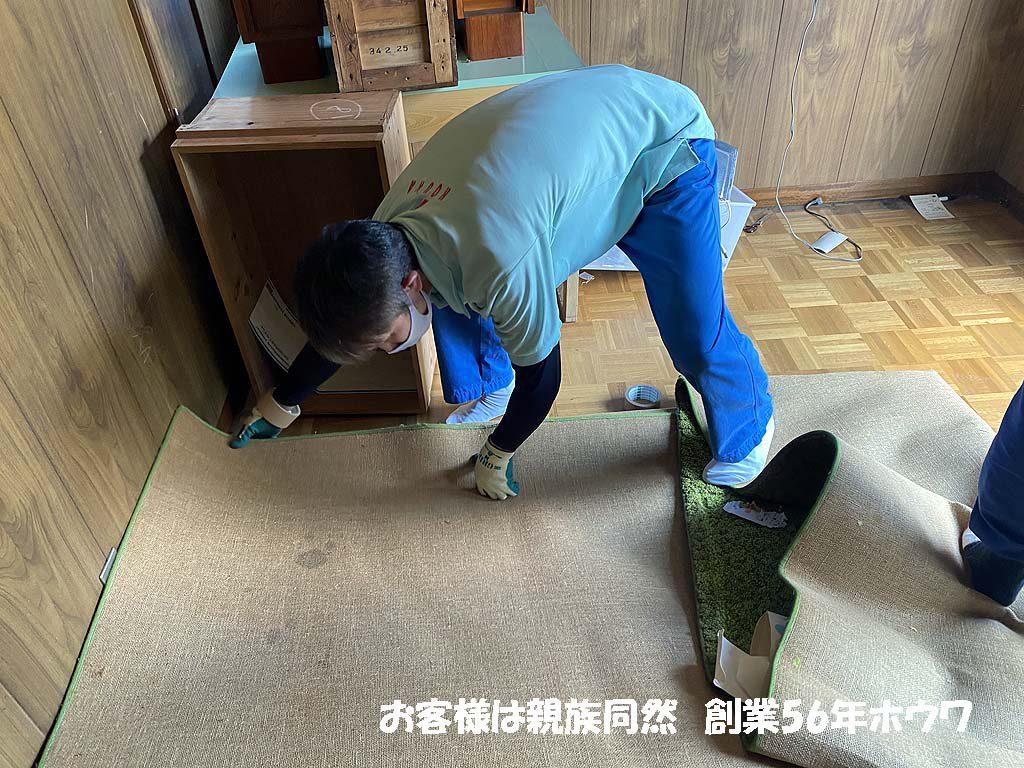 他社とは違う お片付けから解体工事で手間いらず | 奈良市でお建て替え