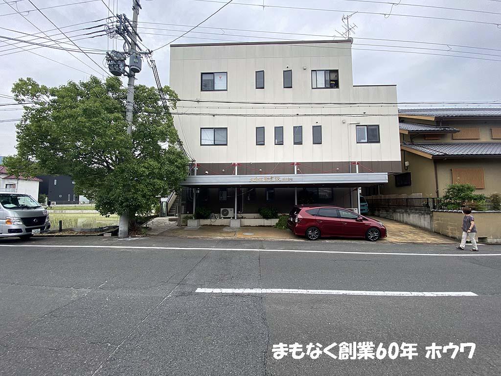 お家売ります情報ー桜井市の鉄骨造3階建てー